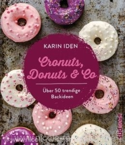 Cover: Cronuts, Donuts & co.