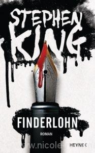 Cover: »Finderlohn« von Stephen King / Heyne Verlag