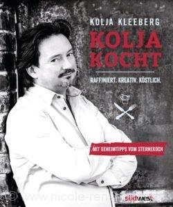 """Cover: """"Kolja kocht"""" von Kolja Kleeberg / Südwest Verlag"""