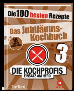 Cover: Die Kochprofis 3 / Tre Torri Verlag