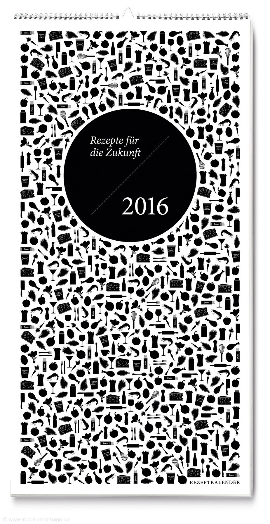 Cover: Kalender 2016