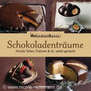 Cover: Heinemann® Schokoladenträume / Bassermann Verlag