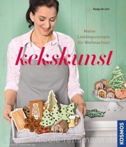 """© Cover: """"Kekskunst"""" von Nadja Bruhn / Kosmos Verlag"""