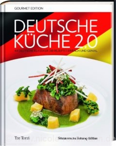© Cover: Deutsche Küche 2.0 / Tre Torri Verlag
