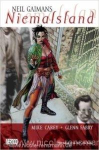 """Niemalsland"" - Manga-Ausgabe, Panini 2007"