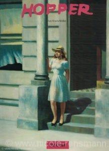 Cover: Hopper von Ivo Kranzfelder