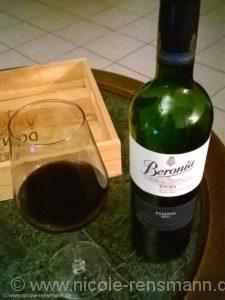 im Glas: Rioja Riserva 2011 Bornia
