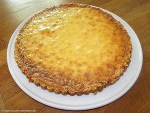 Gravel-Pie - karemellig und fudgig.