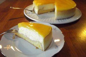 Lemon-Cheescake - was für ein Kuchen!