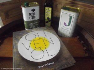 Olivenöl - kleine Auswahl