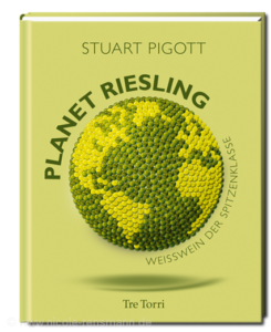 Cover: Planet Riesling von Stuart Pigott / TreTorri