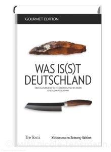 Cover: Was is(s)t Deutschland? von Ursula Heinzelmann / TreTorri Verlag
