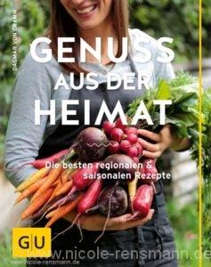 Cover: »Genuss aus der Heimat« / GU-Verlag