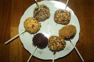 Cake Pops - bunt und superlecker