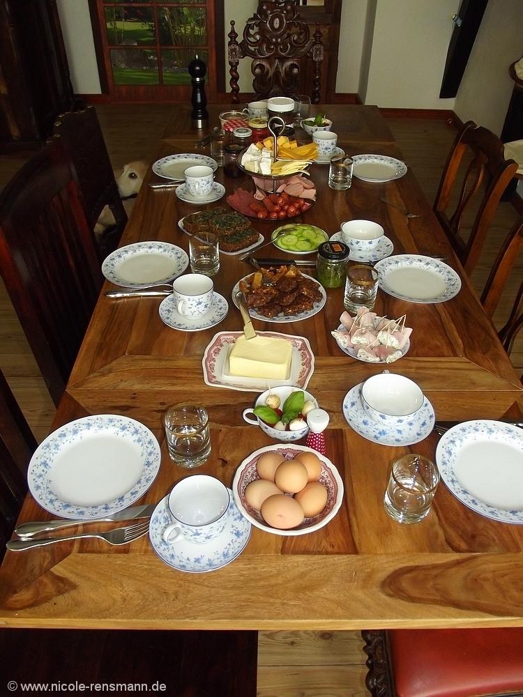 Sonntagsfrühstück mit Family & Friends