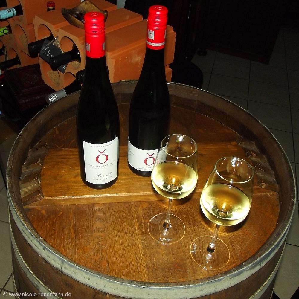 Riesling vom Weingut von Othergraven, Saar