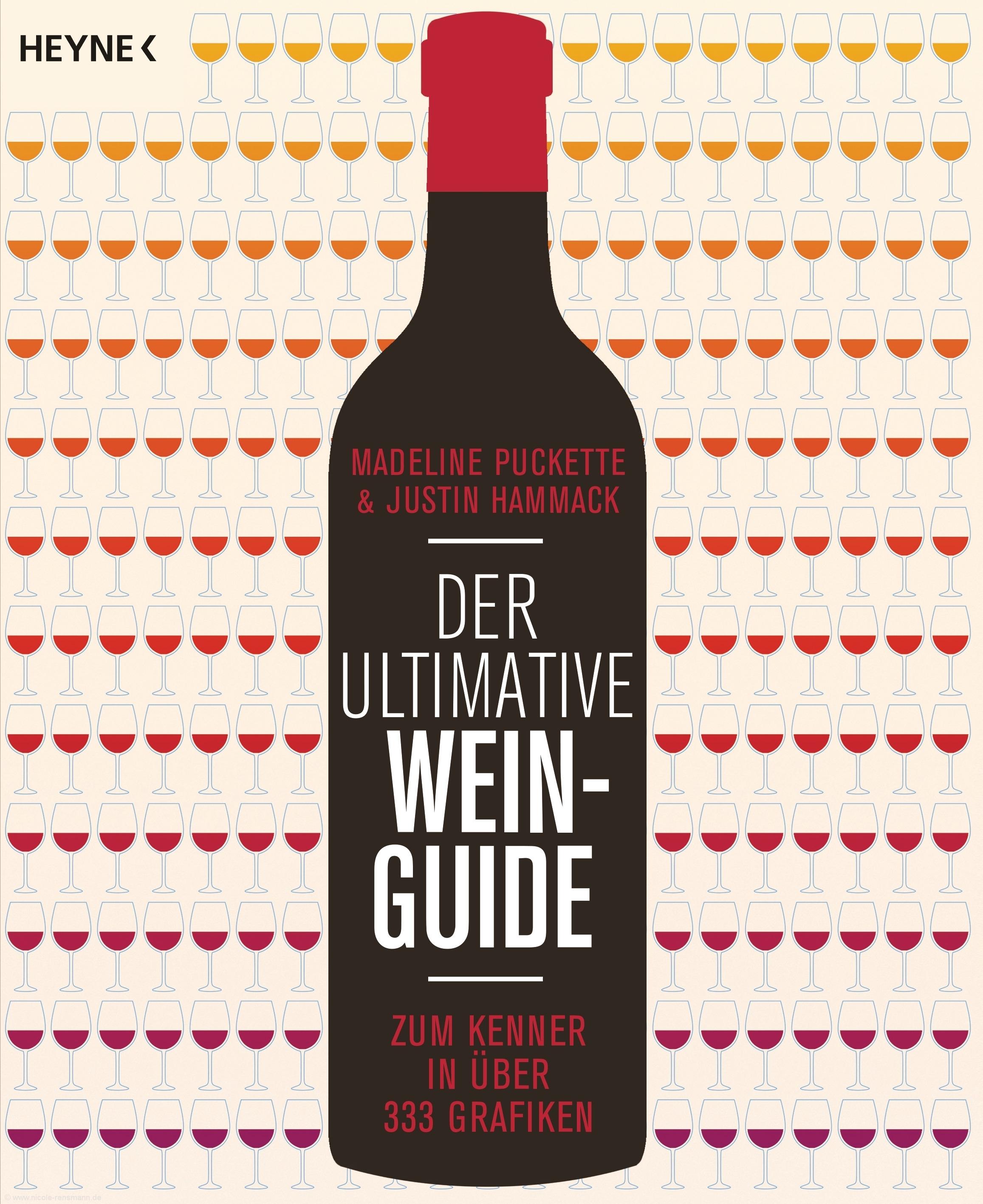 © »Der ultimative Wein-Guide« von Madeline Puckette & Justin Hammack / Heyne-Verlag