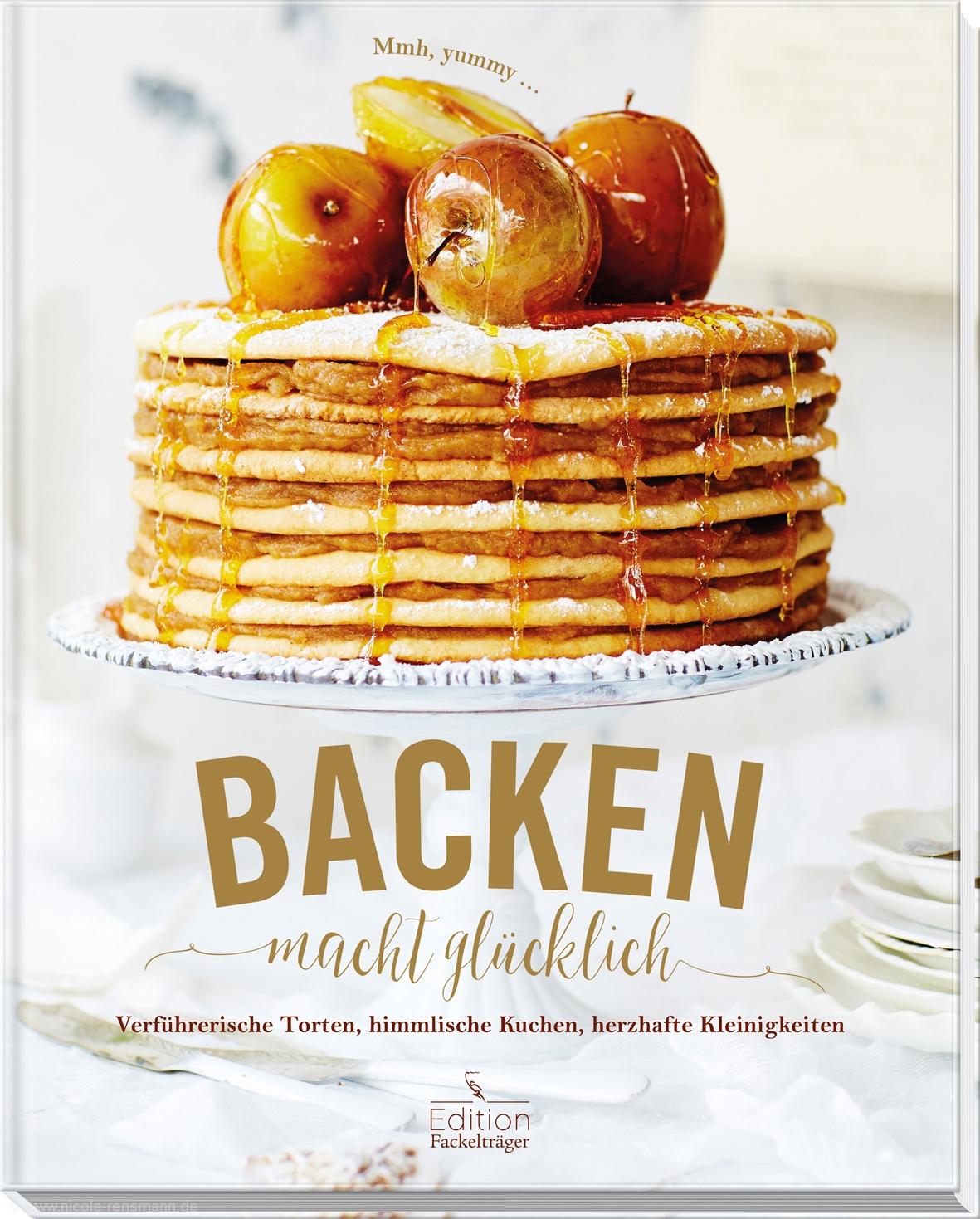 © Copyright: »Backen macht glücklich« / Edition Fackelträger Verlag