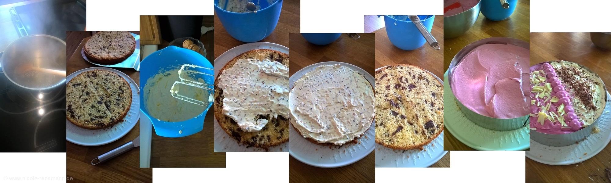 Torten - Collage