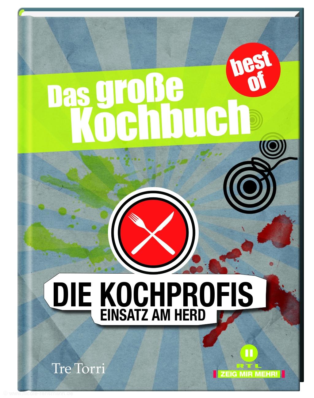 © Cover: »Das große Kochbuch - best of« (Band 4) von Die Kochprofis / Tre Torri Verlag