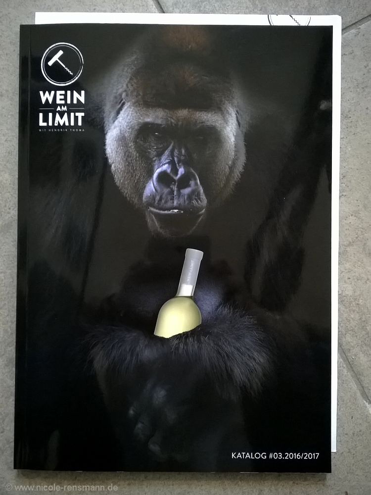 Cover: Weinkatalog Wein am Limit #03.2106/2107