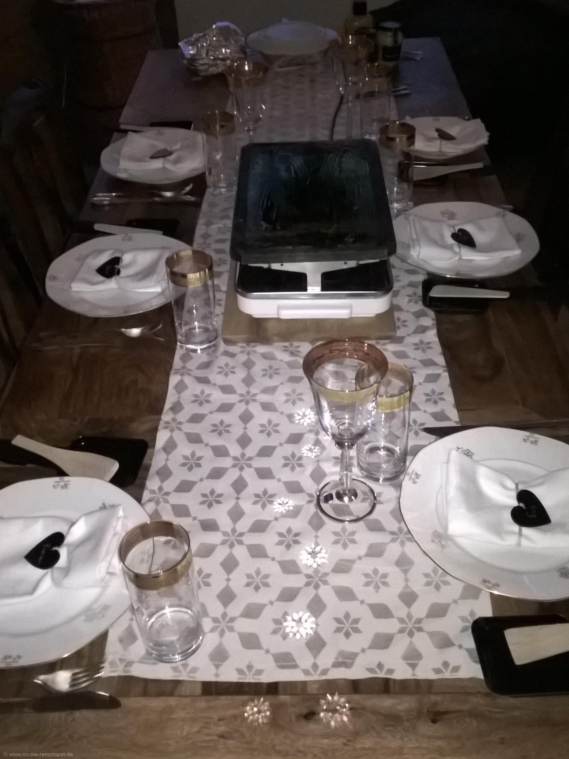 In der Weihnachtsküche: Von Raclette, heißen Steinen und süßem ...