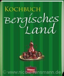 © Cover: »Kochbuch Bergisches Land« / Regionalia Verlag