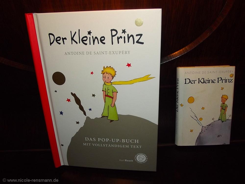 »Der kleine Prinz - Das Pop up Buch« / Karl Rauch Verlag