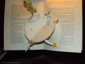 """Das Pop-up Buch von """"Der kleine Prinz"""""""