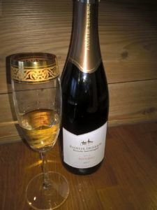 Kloster Eberbach Riesling Brut 2014 - Prost!