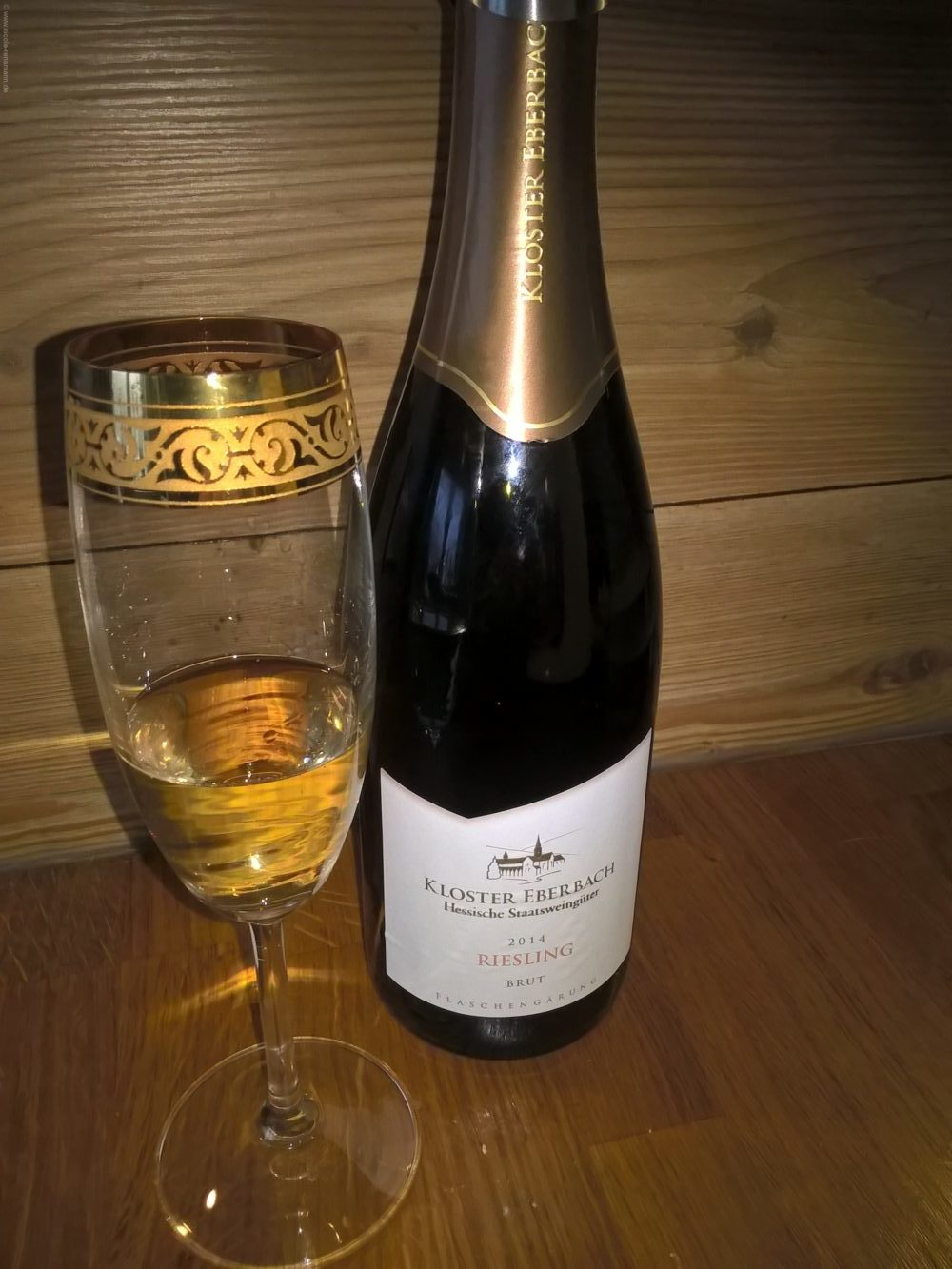 Kloster Eberbach Riesling Brut 2014