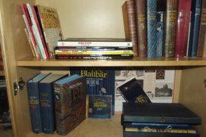 Meine Walter Moers Sammlung. Der Schwerpunkt liegt auf den Romanen! Klar!