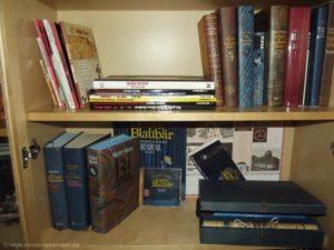 Meine kleine Walter Moers Sammlung