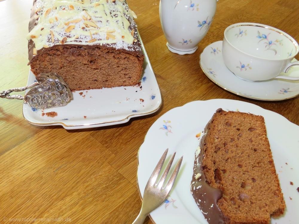 Schoko-Joghurt Kuchen nach Aurélie Bastian