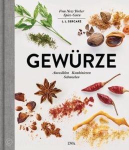 © Cover: »Gewürze« von Lior Lev Sercarz / DVA Verlag