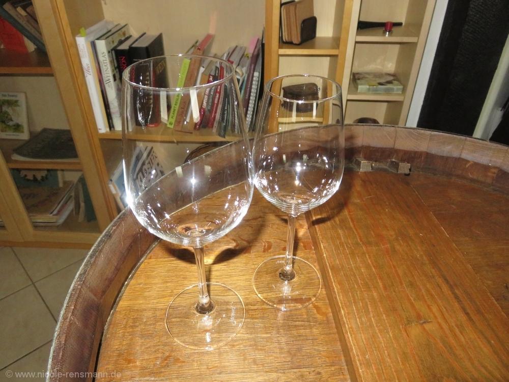 Der Klassiker von Zwiesel Rot- und Weißweinglas