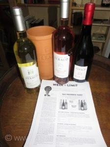 Weinpaket Domaine de Féraud