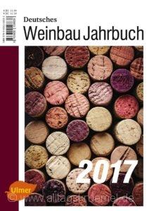 © Cover: »Deutsches Weinbau Jahrbuch 2017« / Ulmer Verlag