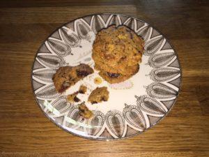 Cookies mit Pistazien