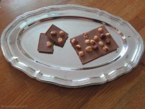 """Haselnuss-Cappucino-Schokolade von """"Das Bernsteinzimmer"""""""