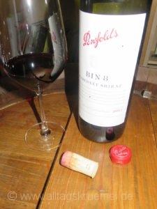 Penfolds Bin 8 / 2013