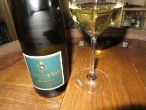 Der Wein Balthasar Ress Riesling von Unsrem 2015.
