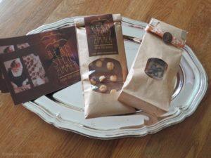 Schokolade und Pralinen aus dem Wuppertaler Bernsteinzimmer