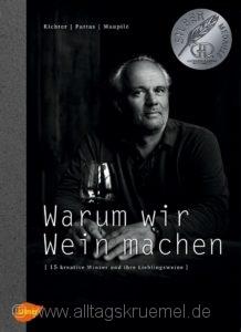 © Cover: »Warum wir Wein machen« / Ulmer Verlag