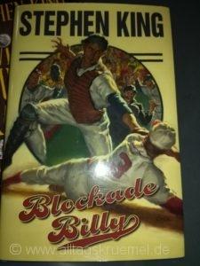 "Stephen Kings ""Blockade Billy"" erschien auch bei Cemetery Dance."