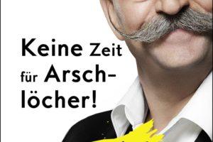 »Keine Zeit für Arschlöcher« von Horst Lichter / Ullstein Verlag