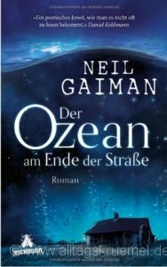 © Cover:»Der Ozean am Ende der Straße« von Neil Gaiman / Eichborn Verlag