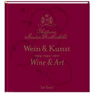 © Cover: »Château Mouton Rothschild - Wein & Kunst« / TRETORRI Verlag