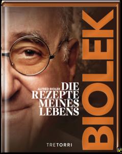 »Die Rezepte meines Lebens« von Alfred Biolek / TRETORRI Verlagek