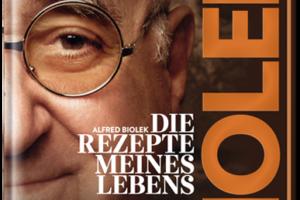 Cover: Rezepte meines Lebens von Alfred Biolek
